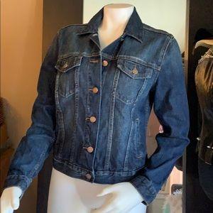 Gap 1969 denim jacket sz small euc limited edition